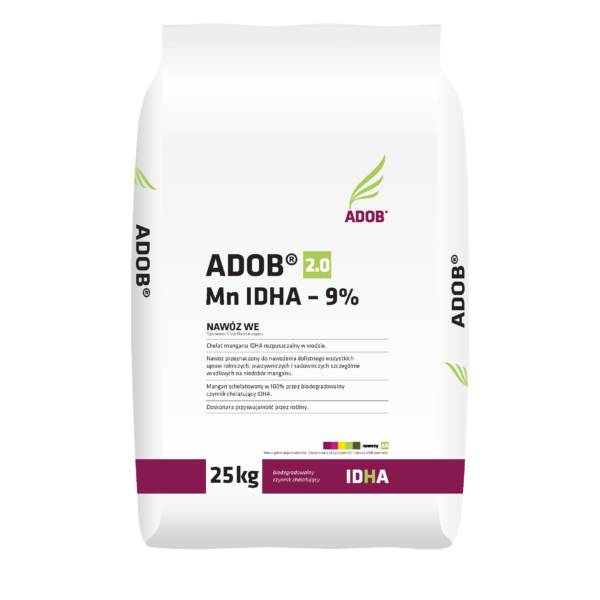 ADOB® 2.0 Mn IDHA– 9%