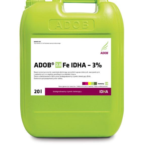 ADOB® 2.0 Fe IDHA - 3%