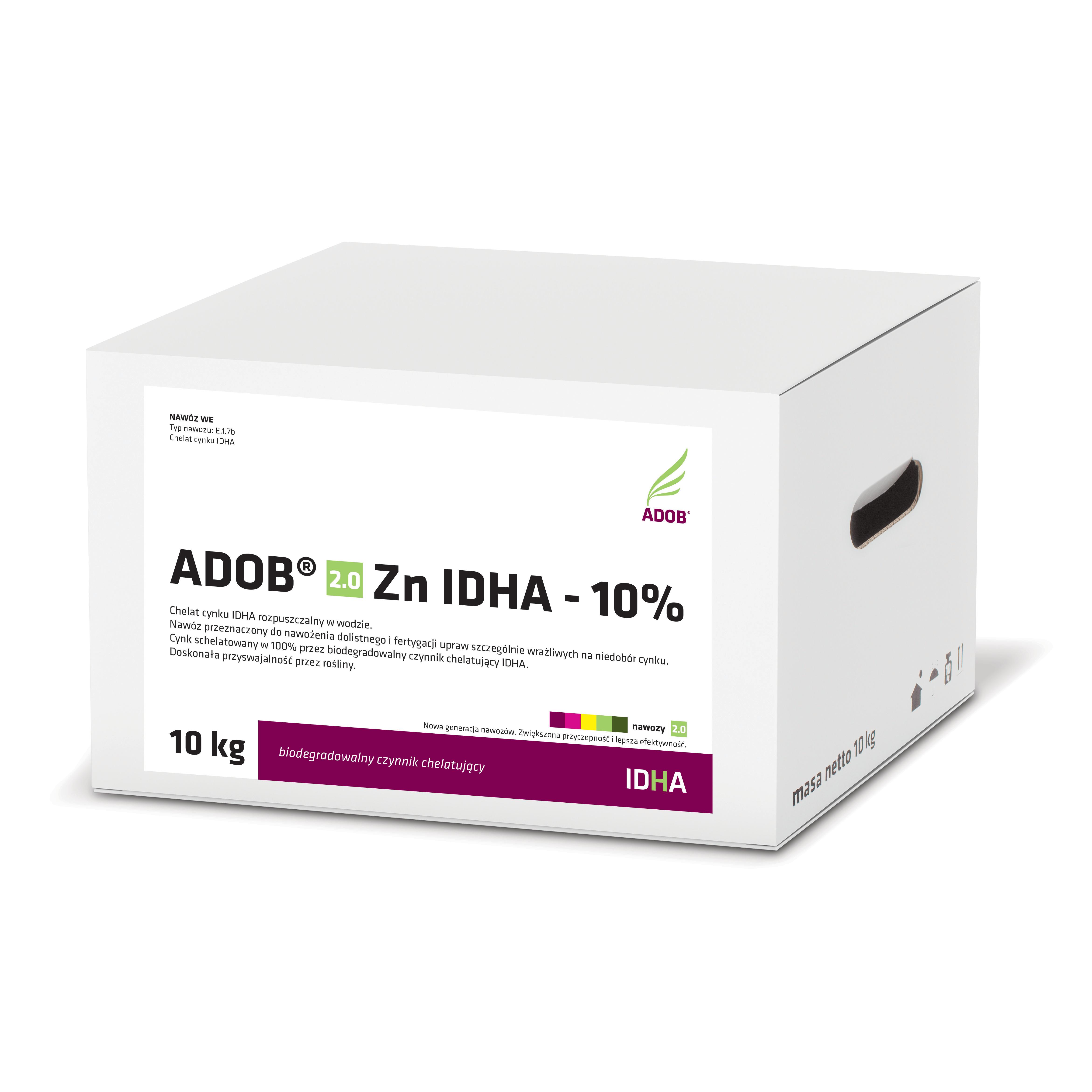 ADOB 2.0 Zn IDHA – 10%