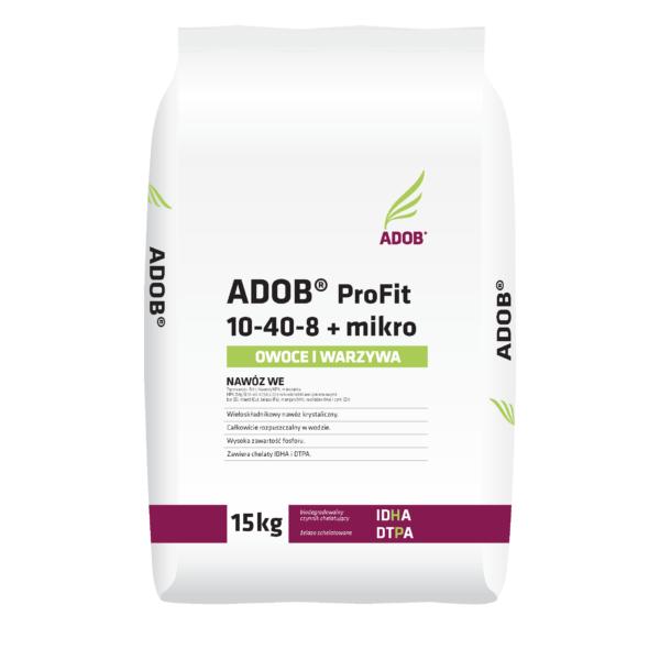 ADOB® ProFit 10-40-8 + mikro Owoce i Warzywa