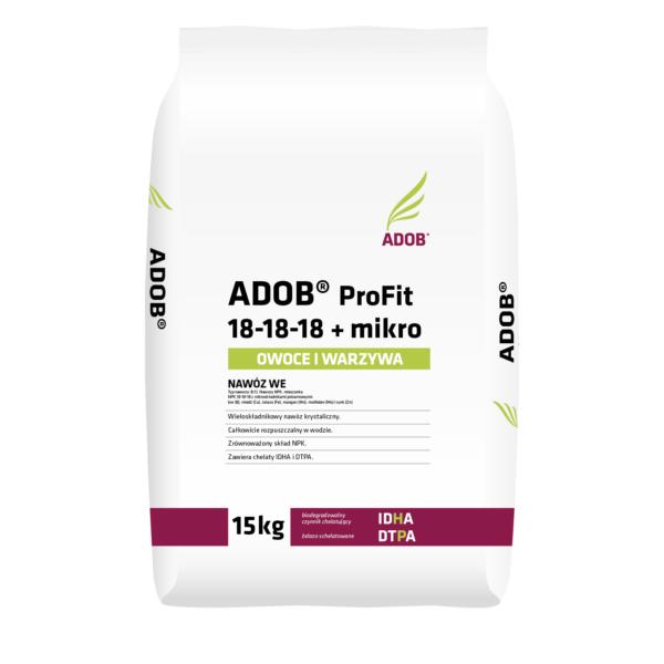 ADOB ProFit 18-18-18 + mikro Owoce i Warzywa