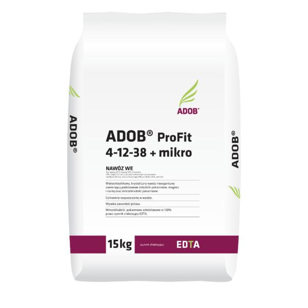 ADOB® ProFit 4-12-38 + mikro