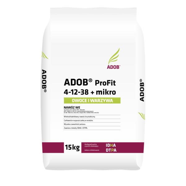 ADOB® ProFit 4-12-38 + mikro Owoce i Warzywa