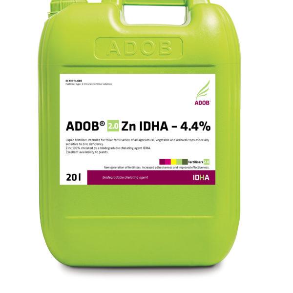 ADOB 2.0 Zn IDHA – 4.4%