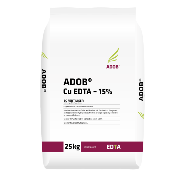 ADOB Cu EDTA – 15%