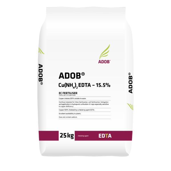 ADOB Cu(NH4)2 EDTA – 15.5%