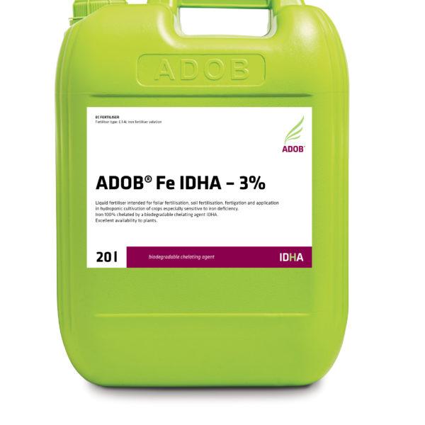 ADOB Fe IDHA - 3%