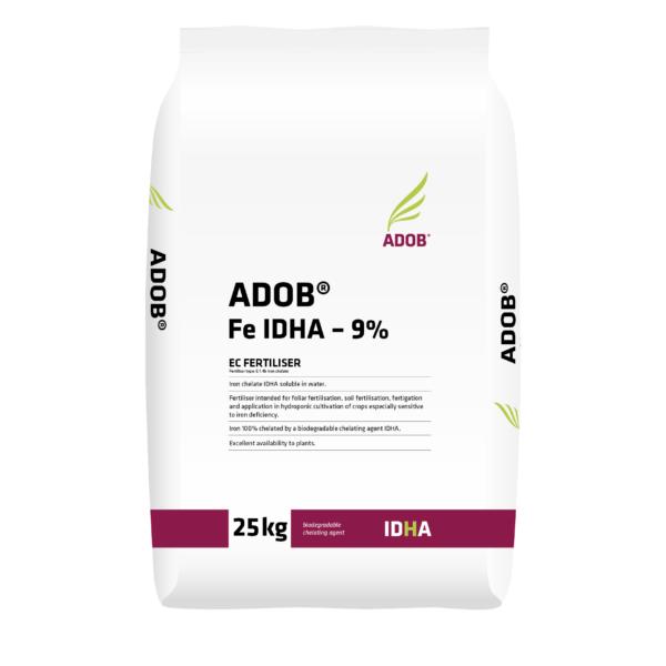 ADOB Fe IDHA – 9%
