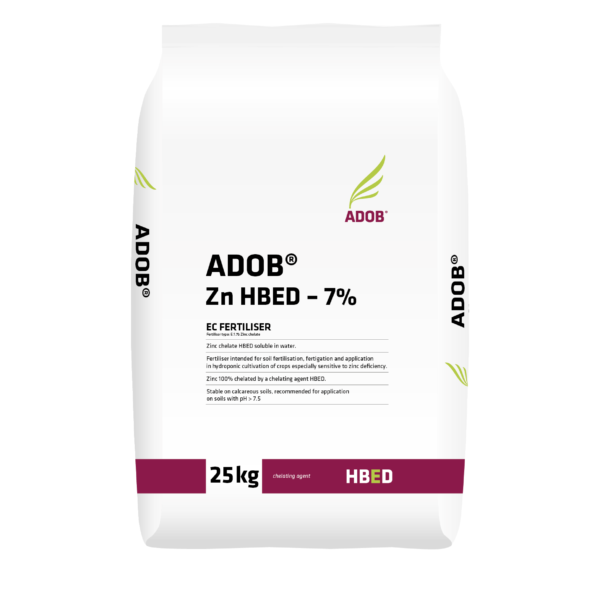 ADOB Zn HBED – 7%