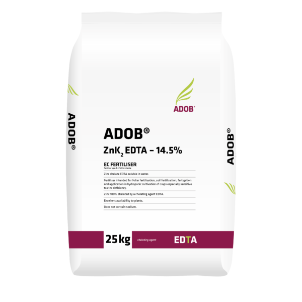 ADOB ZnK2 EDTA – 14.5%
