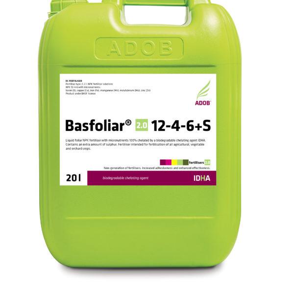 Basfoliar 2.0 12-4-6+S